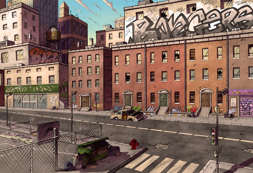 Urban Rivals © Boostr Prod.