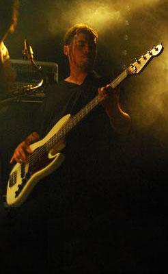 Ben Basso, musicien.