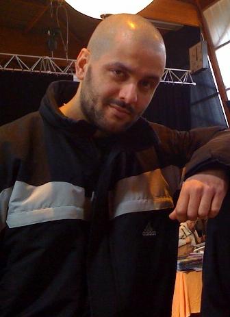 Dan Fernandes, scénariste de BD.