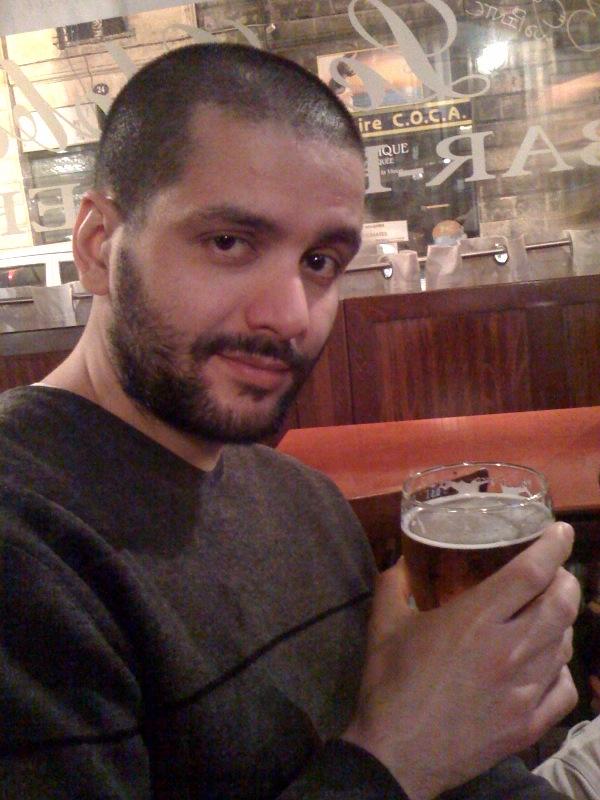 Dan Fernandes, scénariste des Super-Slips, avant sa rencontre avec Bartholomeus Bone !