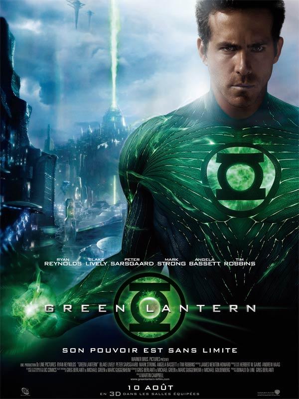 Green Lantern : le film