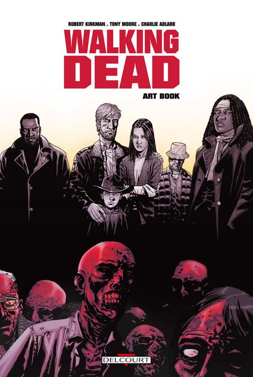 Walking Dead Artbook : les 50 premières couvertures de la série comics TWD.