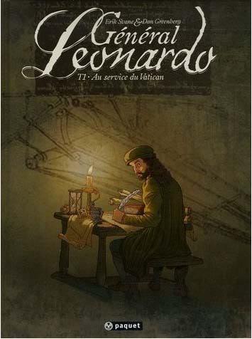 Général Leonardo © Erik Svane et Dan Greenberg.