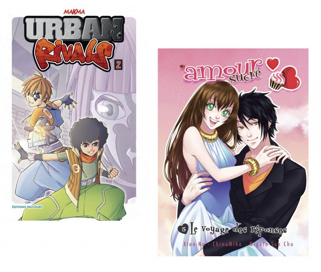 Urban Rivals & Amour Sucré