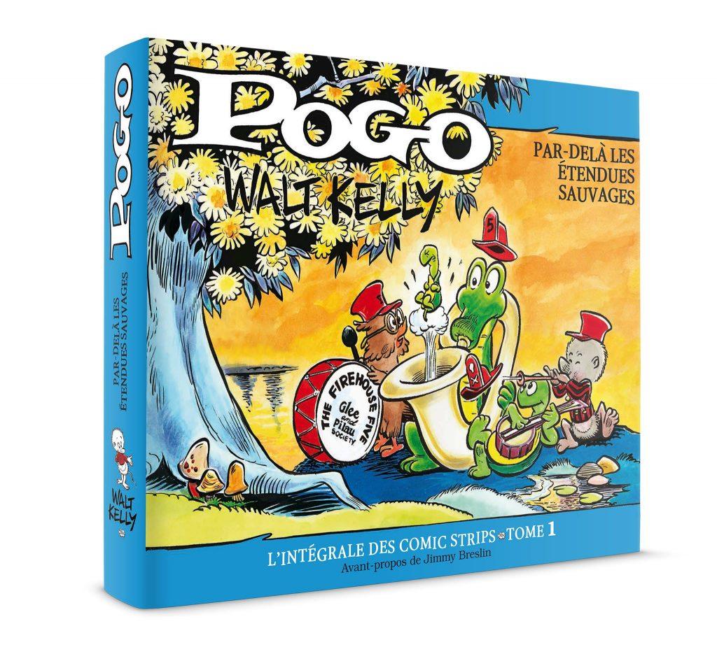 Pogo, de Walt Kelly (éditions Akileos).