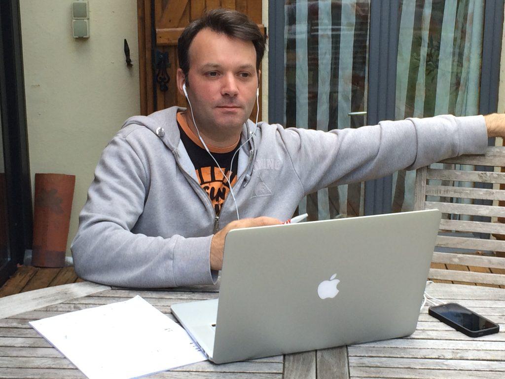 Stephan Boschat : scénariste BD et lettreur de comics