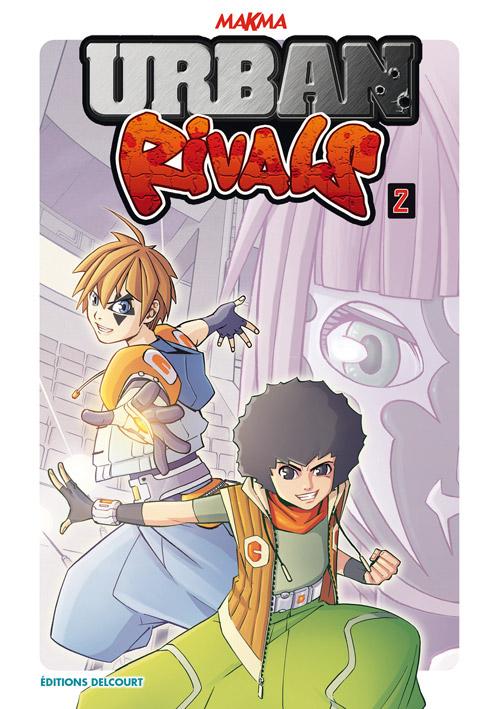 Le shonen manga Urbal Rivals a enfin son tome 2 !