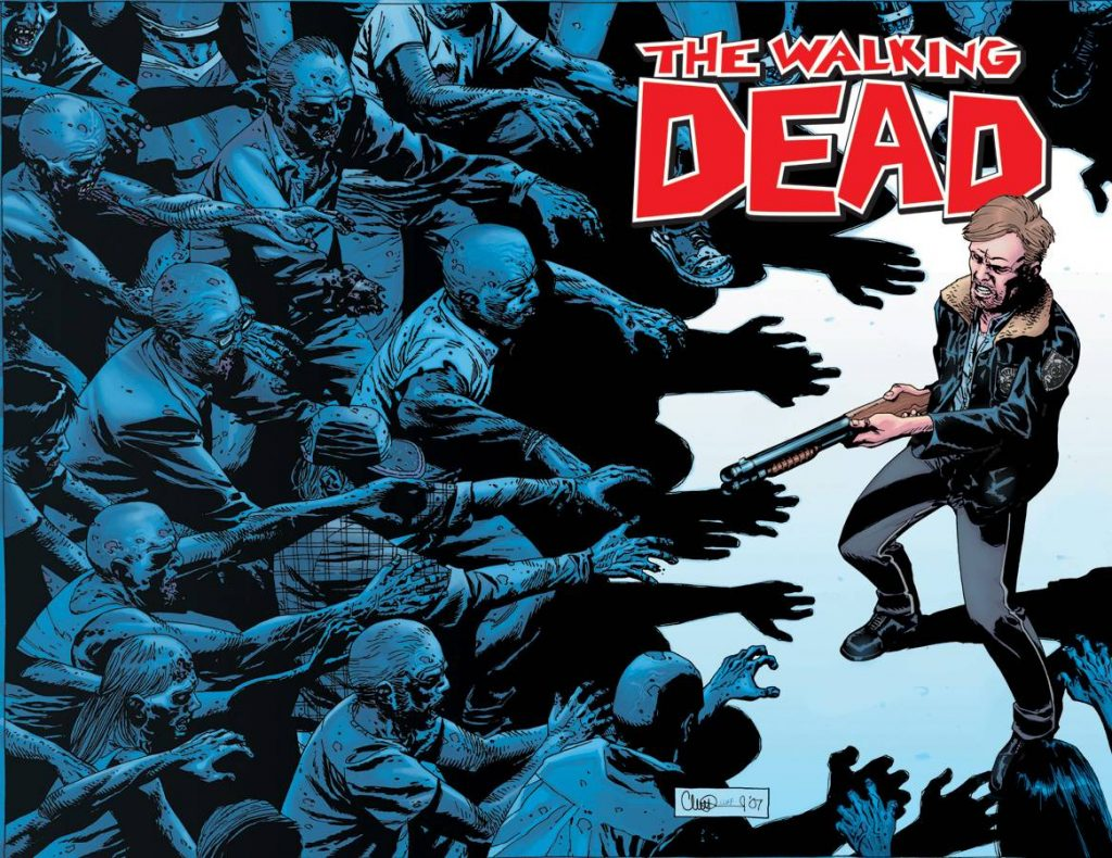 Walking Dead a cover
