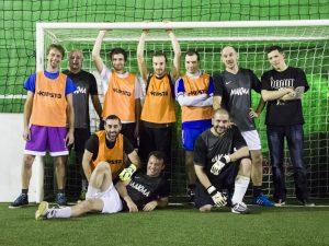 Photo de groupe, by Spartac Photography, tournoi de foot MAKMA.