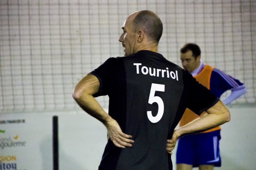 Edmond Tourriol, by Spartac Photography, tournoi de foot en salle MAKMA.