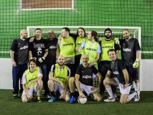 Tournoi de foot 5v5 MAKMA au FIBD 2015 by Spartac Photography.