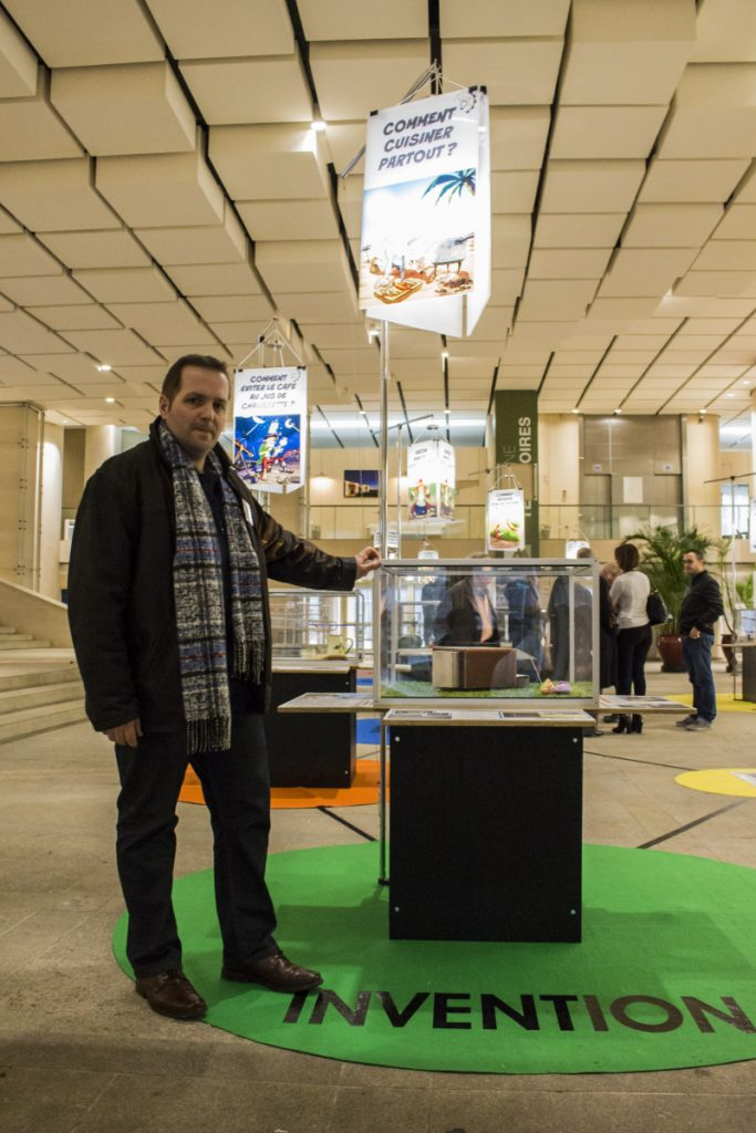 "Exposition ""les Inventifs"" by SpARTac Photography"