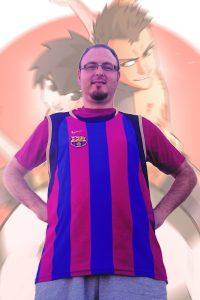 Albert aime le Barça... mais il dessine Zlatan Style et l'équipe Z