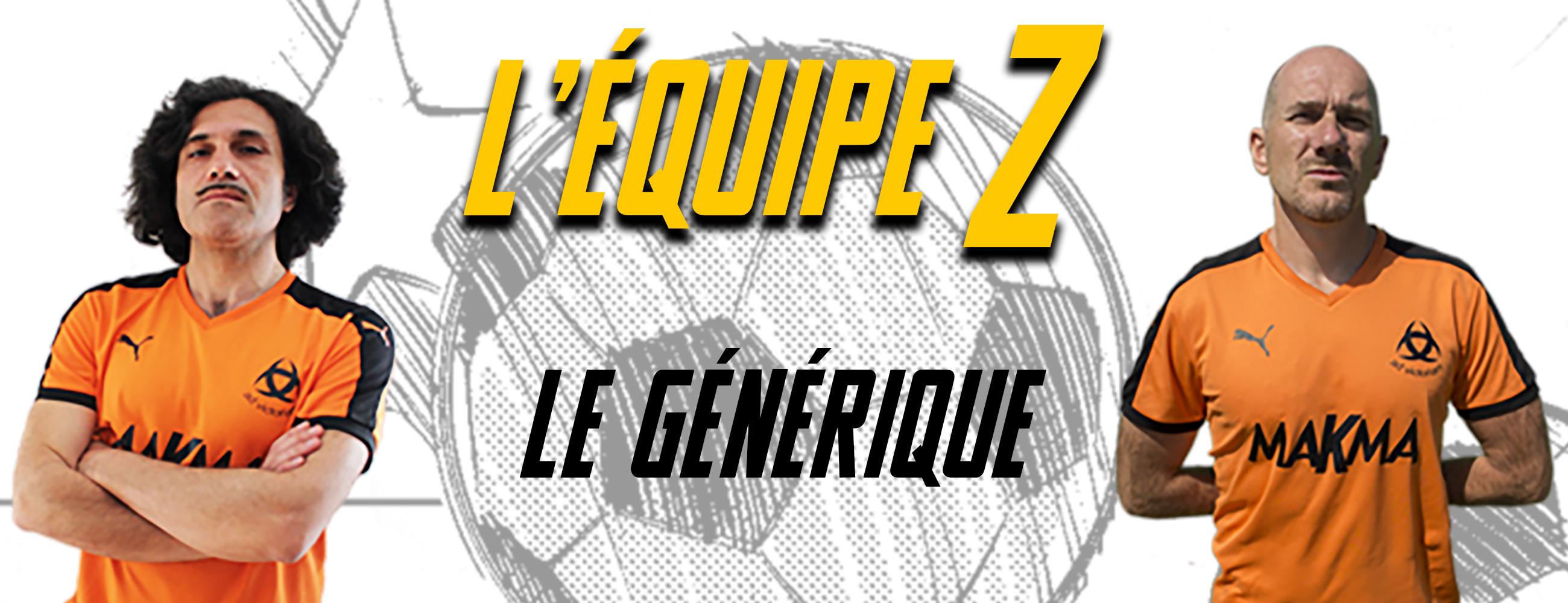 Le générique de L'équipe Z est issu d'une collaboration Geyster & Tourriol.