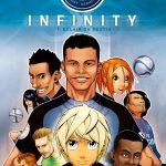 PSG Infinity : la série officielle des mangas du Paris Saint-Germain !