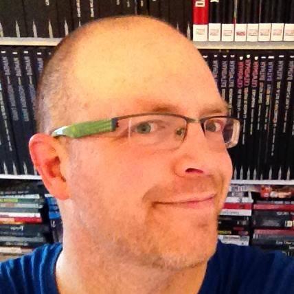 Stéphane le Troëdec aime traduire des comics.