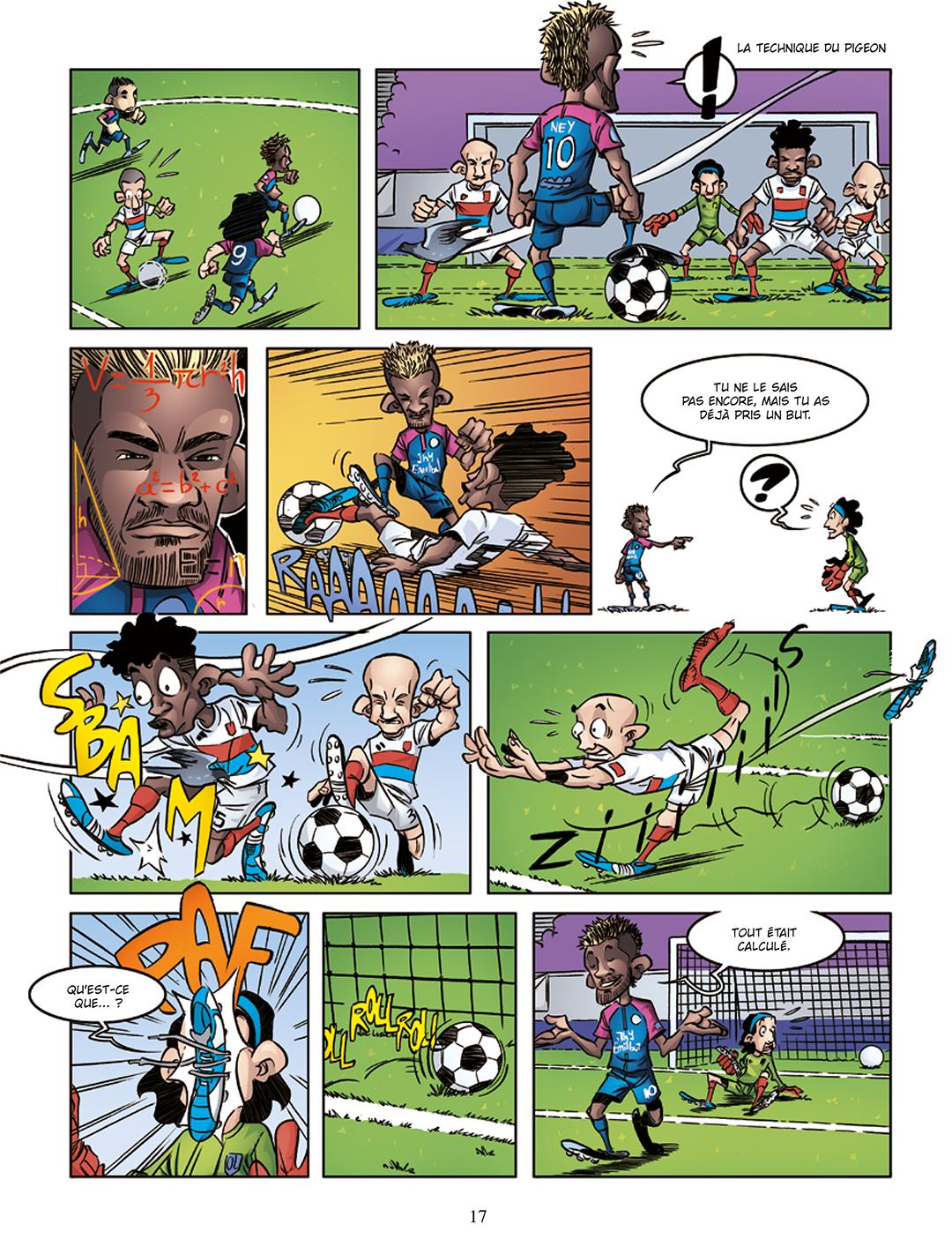 Neymar Style dessiné par Albert Carreres