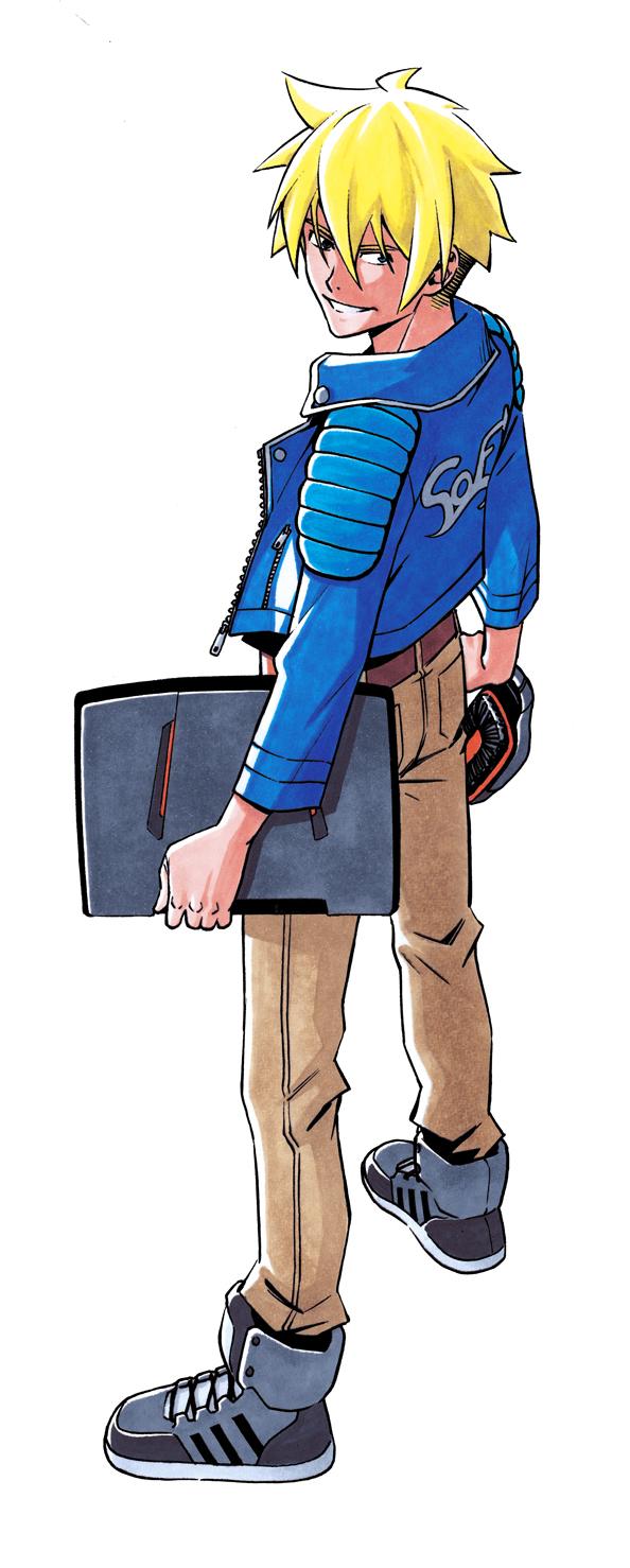 Albert Carreres dessine Kunst dans le manga Epic Lanes.