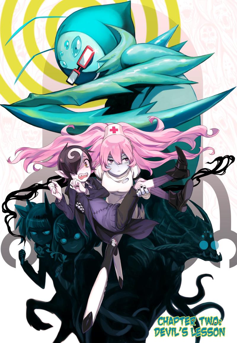 Devil's Candy, le webcomic de Rem et Bikkuri