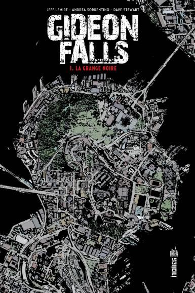 Benjamin Rivière traduit le comic book Gideon Falls.