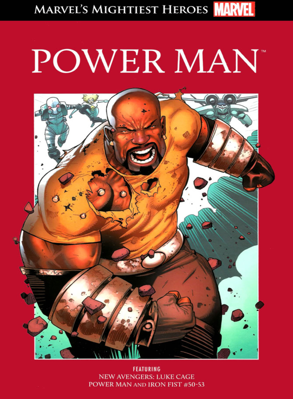 Le Meilleur des super-héros Marvel 14 : Luke Cage - Traduction : Benjamin Viette