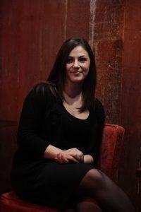 Sarah Grassart, traductrice et lettreuse (Photo : Jean-Baptiste Merle) - Makma