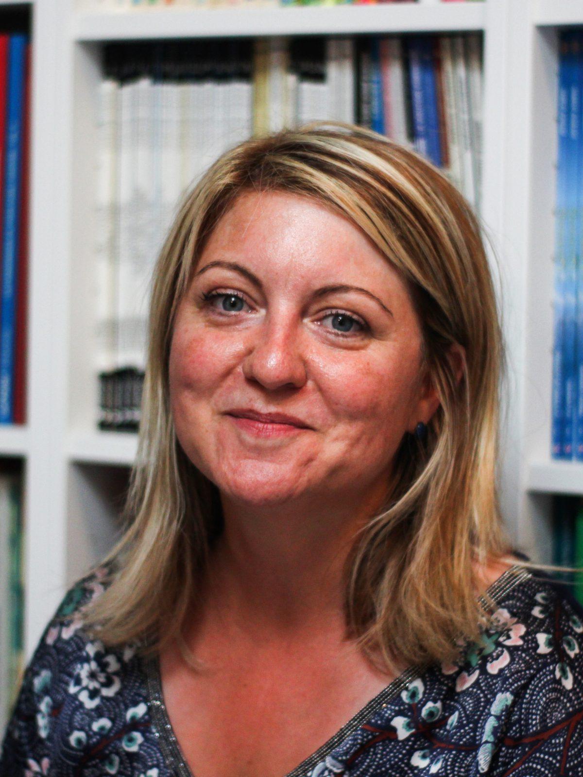 Portrait Caroline Vieira, Séminaire Makma (Photo : Jean-Baptiste Merle)