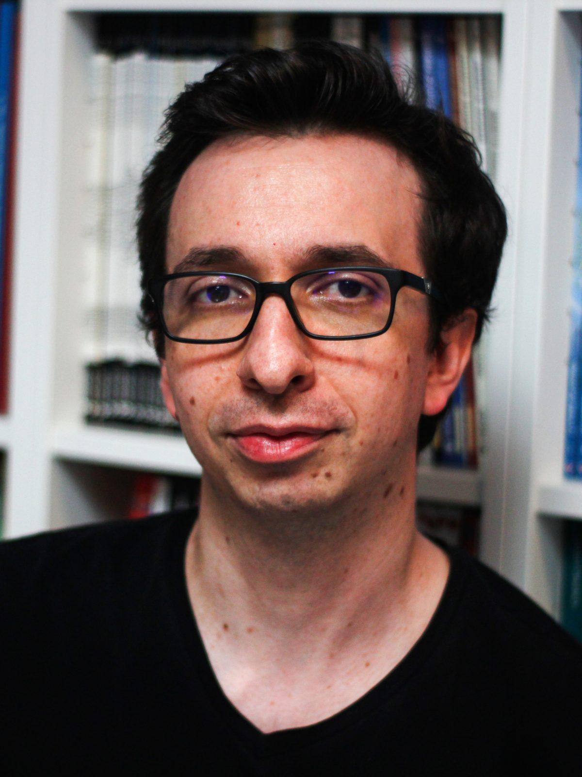 Portrait Hervé Breuil, Séminaire Makma (Photo : Jean-Baptiste Merle)