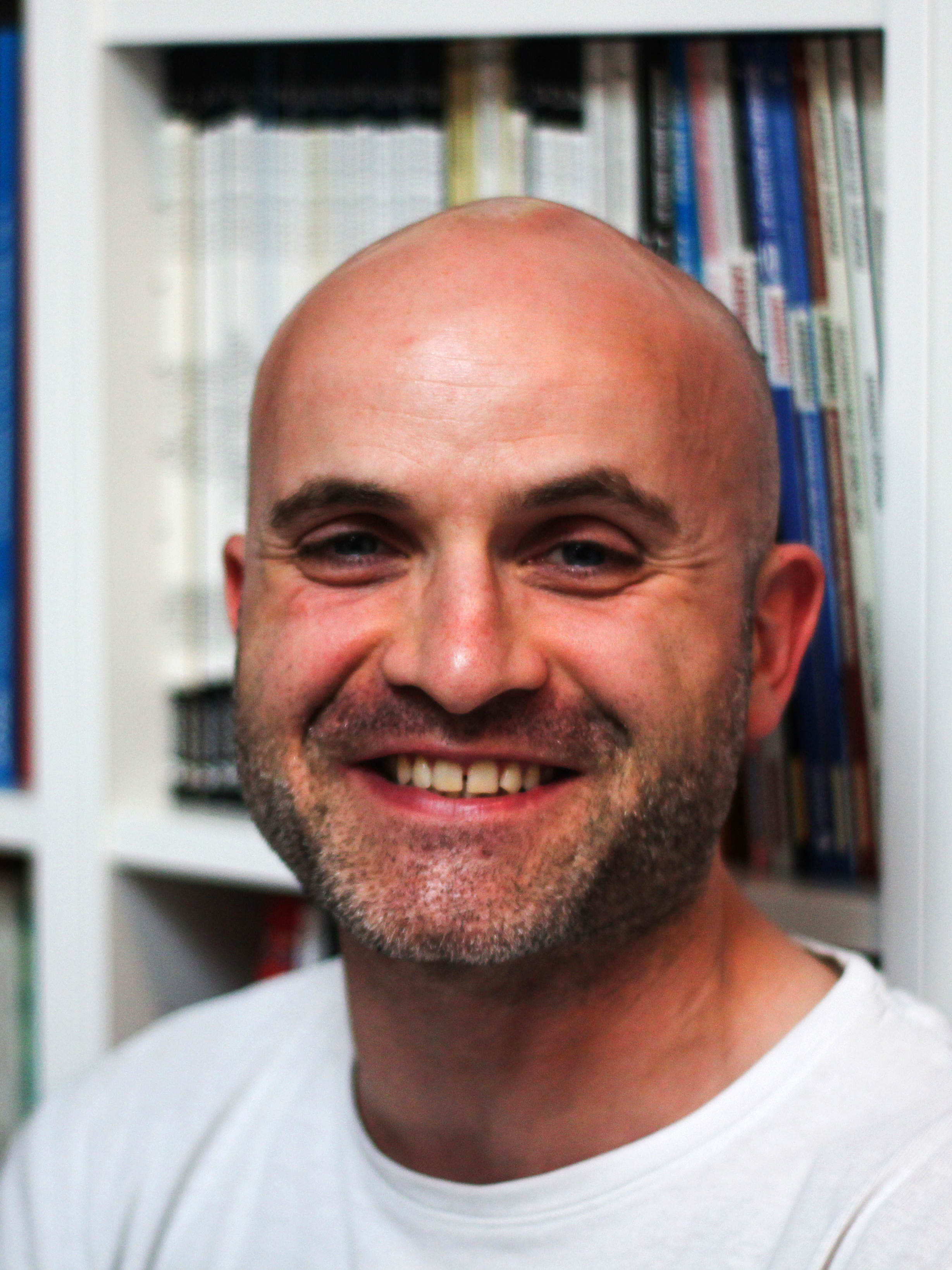 Portrait Mathieu Auverdin, Séminaire Makma (Photo : Jean-Baptiste Merle)
