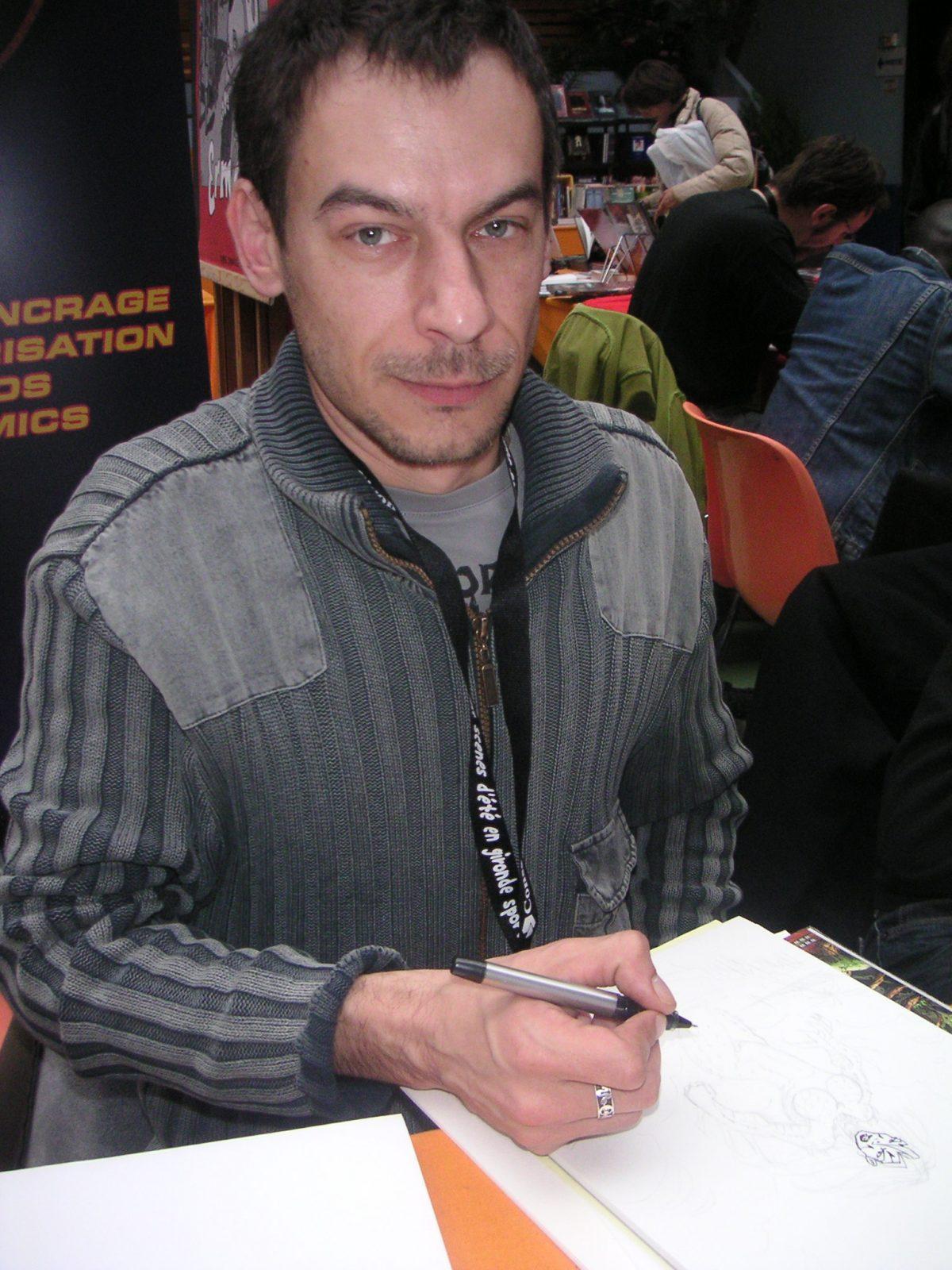 Sam Ménétrier, illustrateur