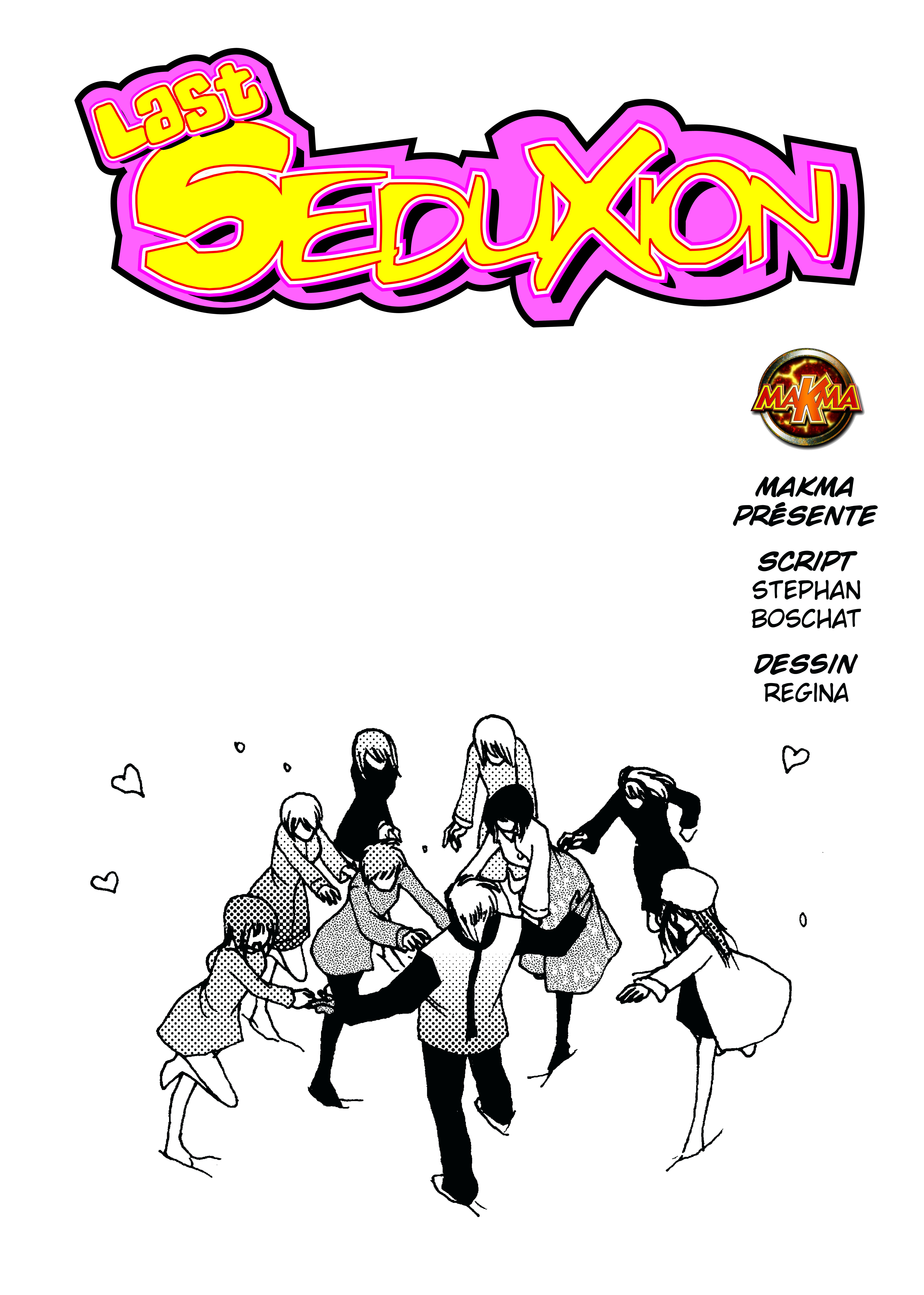 last_seduxion_couv - logo réalisé par Pierre Minne