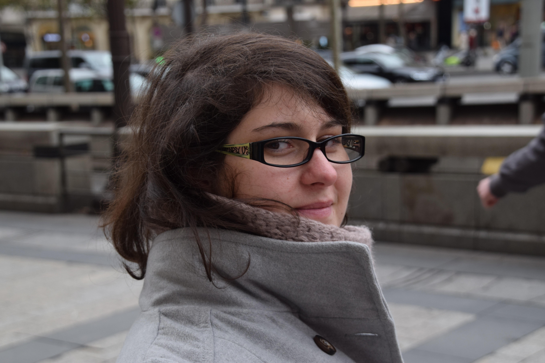 Angélique Lambert, traductrice de comics