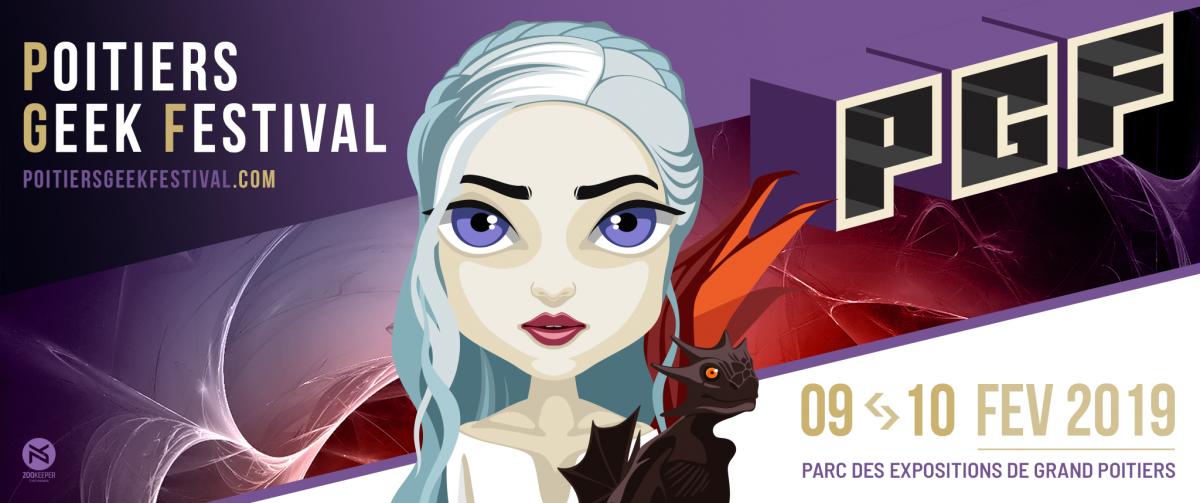 PGF Poitiers Geek Festival