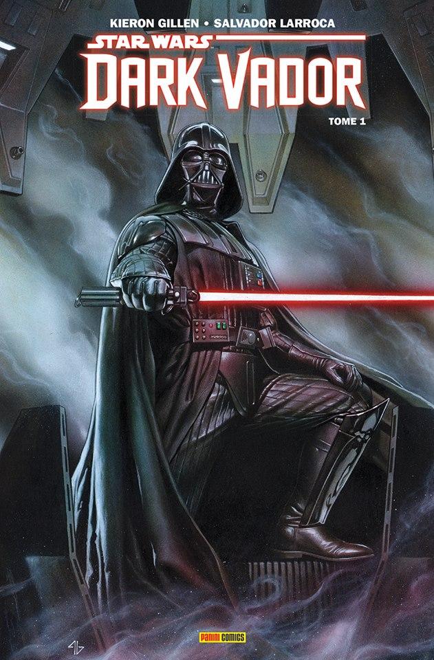 Dark Vador, une traduction de comics signée Mathieu Auverdin