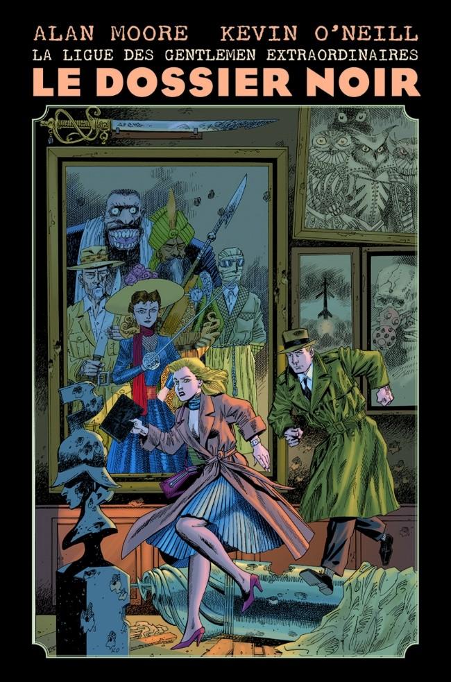 LGE : Dossier noir, une traduction de comics signée Mathieu Auverdin