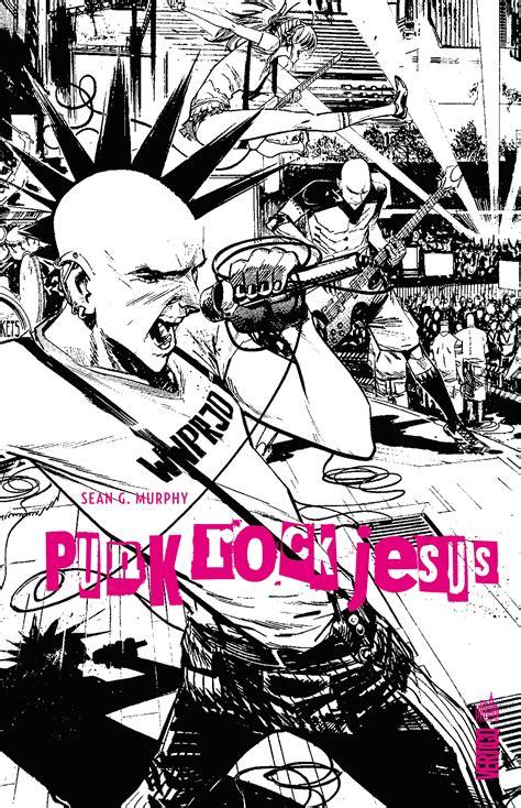 Punk Rock Jesus, une traduction de comics signée Benjamin Rivière