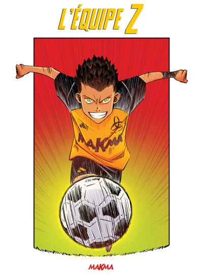 L'équipe Z tient sa vedette en la personne de Majid, footballeur frimeur et dragueur.