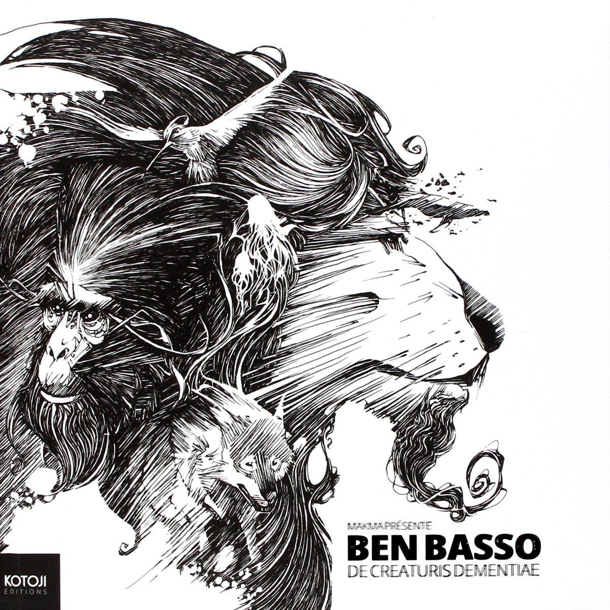 artbook de Ben Basso.