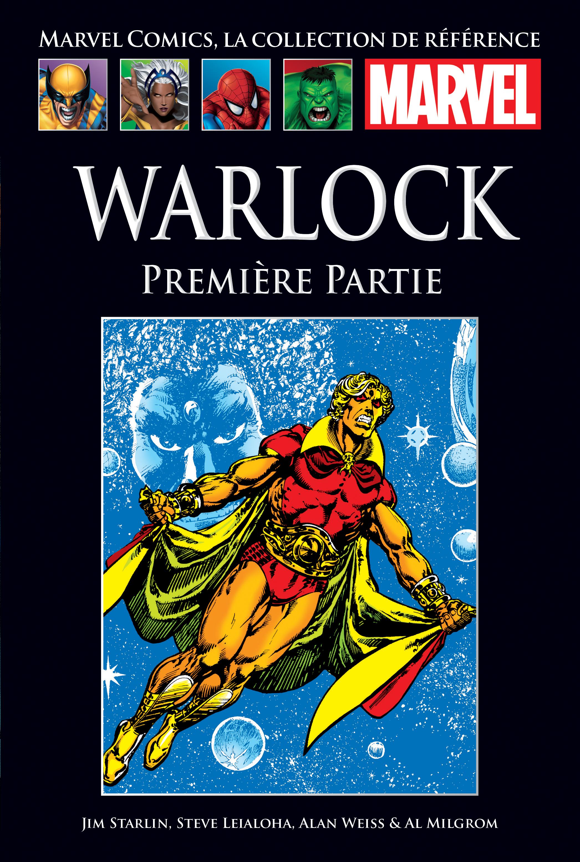 Adam Warlock I (Hachette/Marvel)
