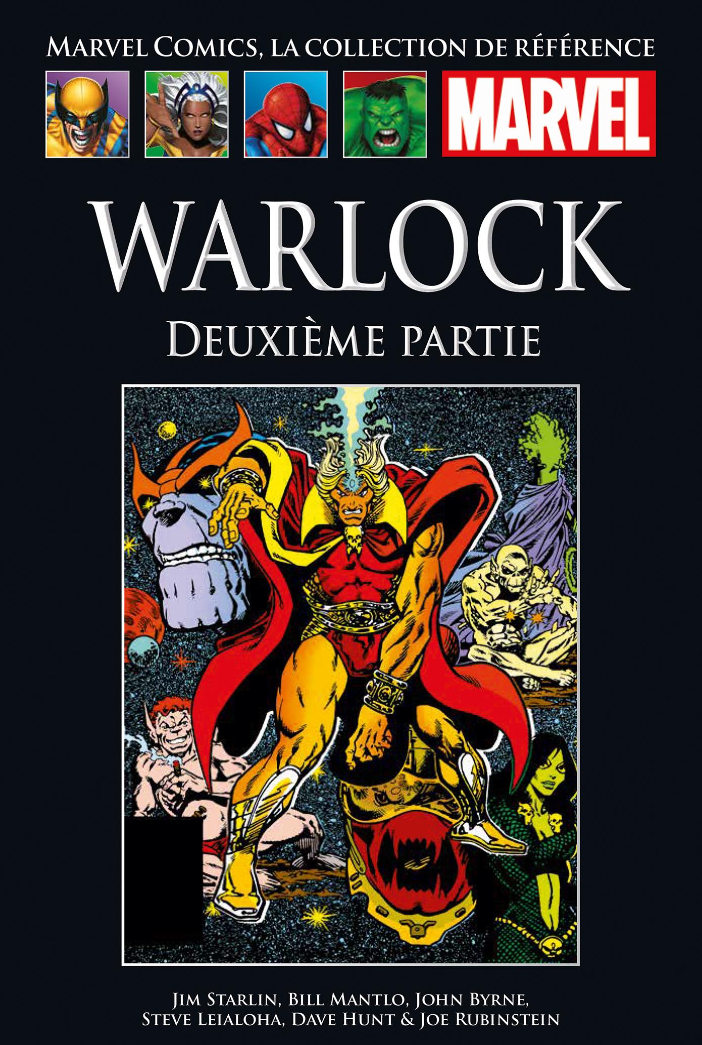 Adam Warlock II (Hachette/Marvel)
