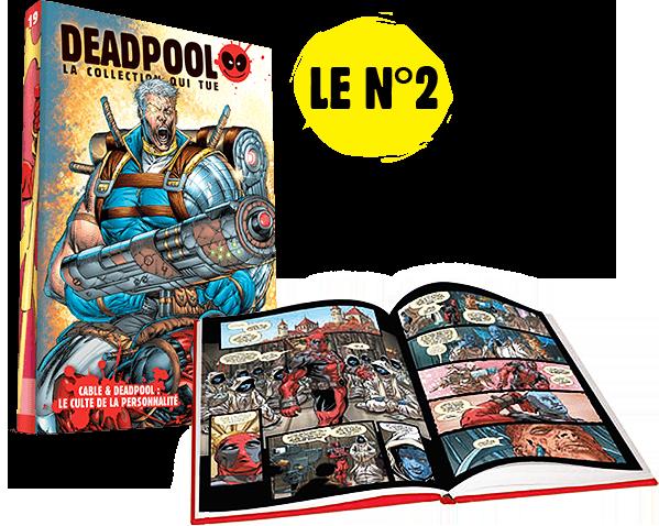 Deadpool, la collection qui tue.