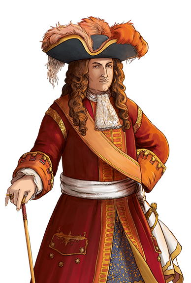 Histoire de France en BD : Louis XIV