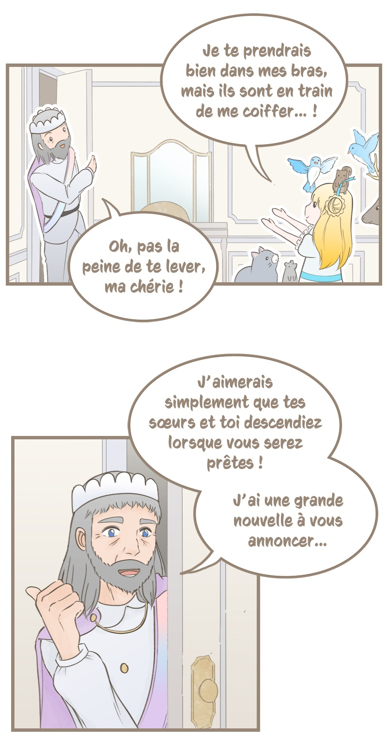 Cursed Princess Club - Illustration
