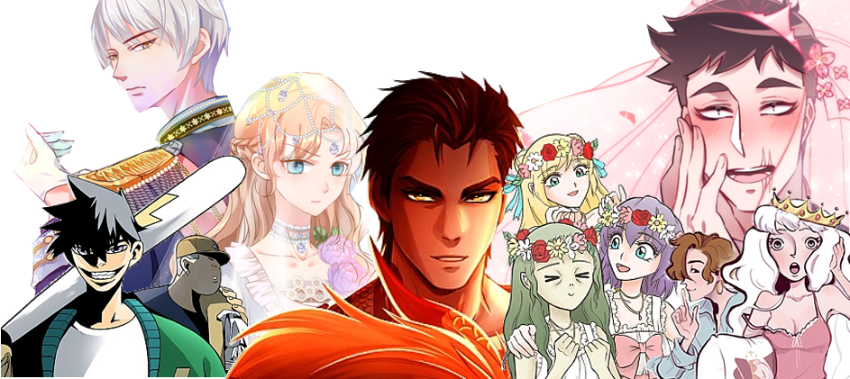 Adaptation de webtoons : lettrage et traduction de l'anglais ou du coréen vers le français