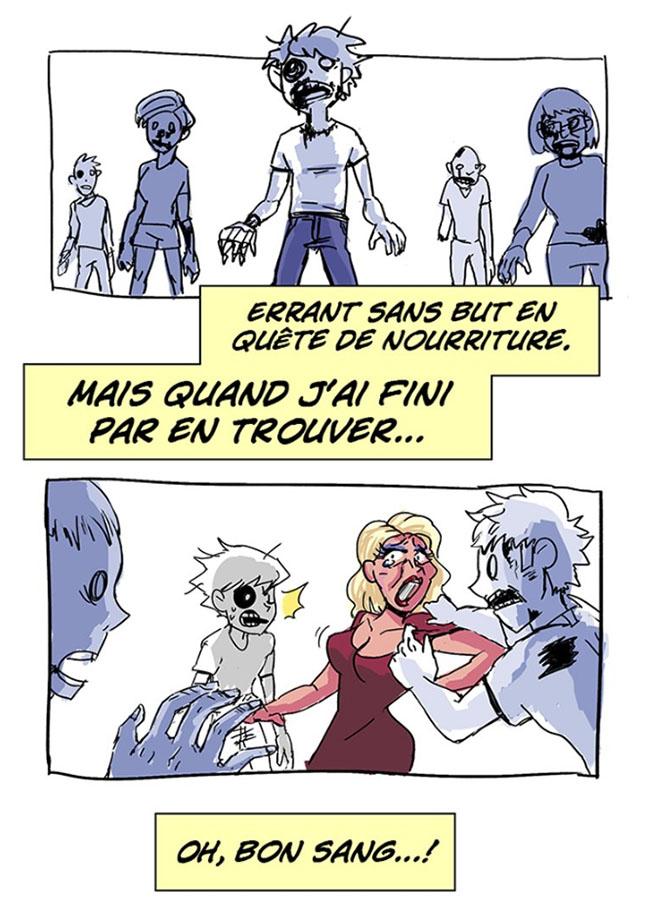 Webtoon Boyfriend of the Dead