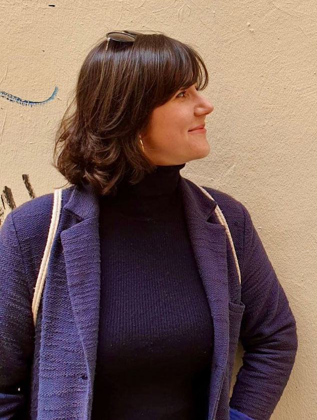 Lucille Calame, traductrice de webtoons