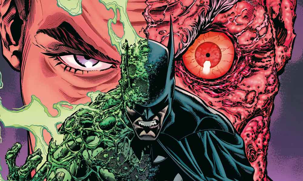 Batman Arkham : Double-Face